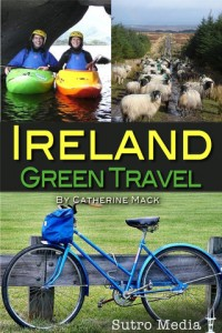 Ireland Green Travel app by Catherine Mack