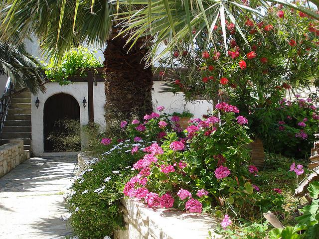 Stelios' villa
