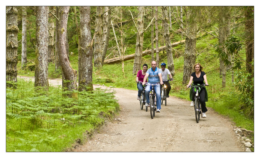 Electric Pedal Bike >> Ireland's Great Western Greenway - on an electric bike ...