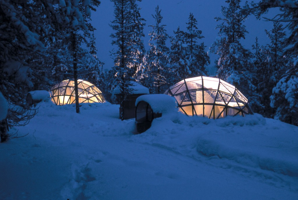 Friluftsliv and Free Air Living on wilderness holidays in Scandinavia
