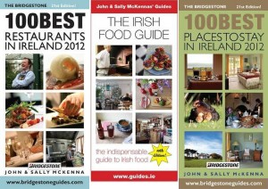 John and Sally McKenna's Guidebooks to Ireland