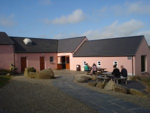 Preseli Eco Lodge - ideal base for hiking the Pembrokeshire Coast Path