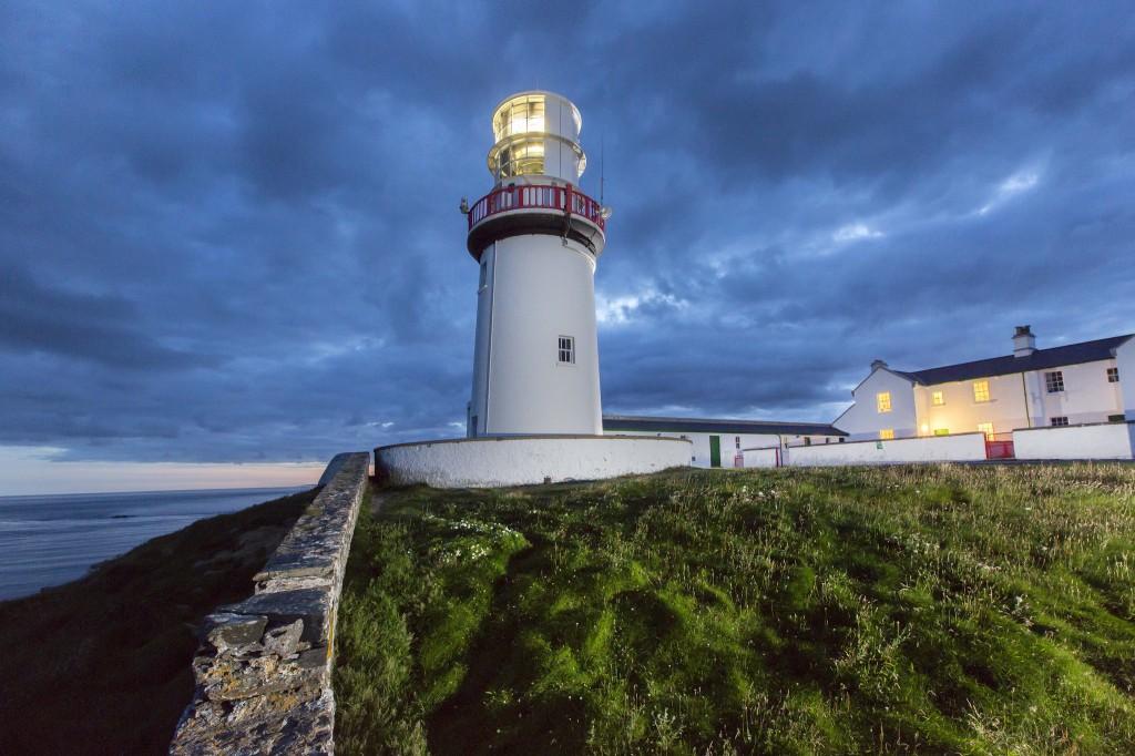 Galley Head lighthouse, Co Cork. Photo: Irish Landmark Trust