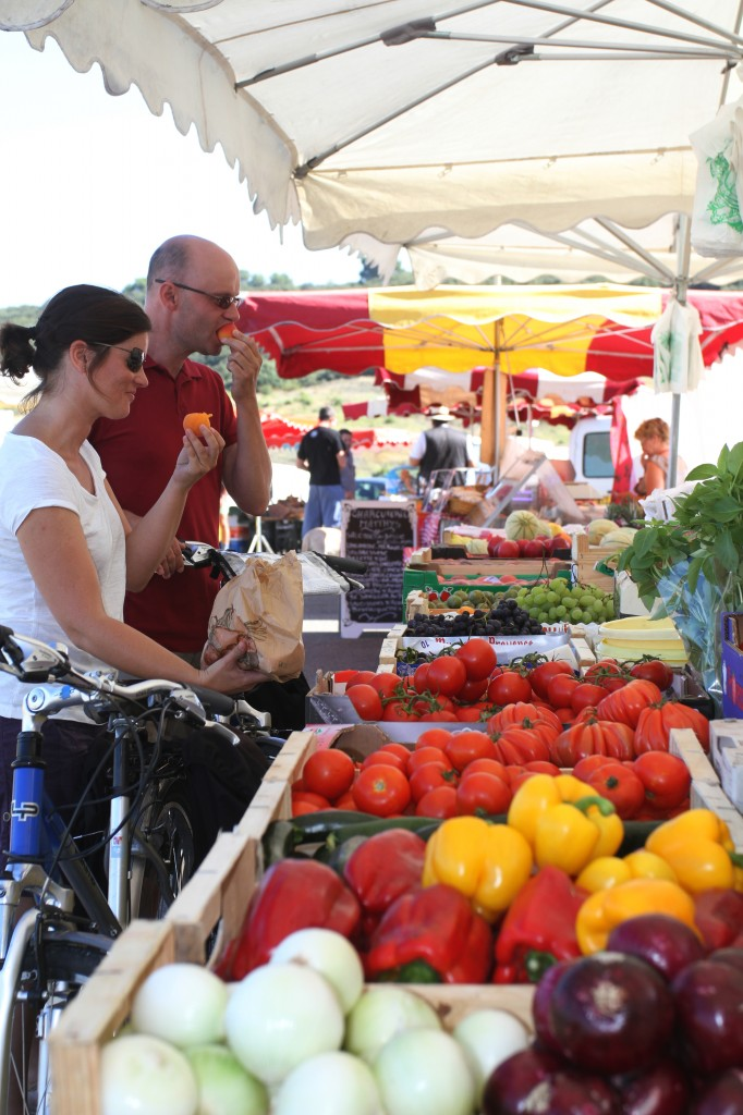 Cycling in Provence with cycling and walking company Headwater