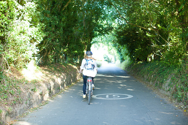 Cycling on the Green Lanes Jersey