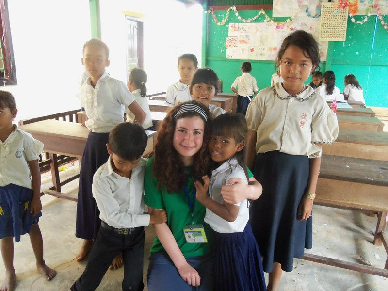 gap year volunteering holidays