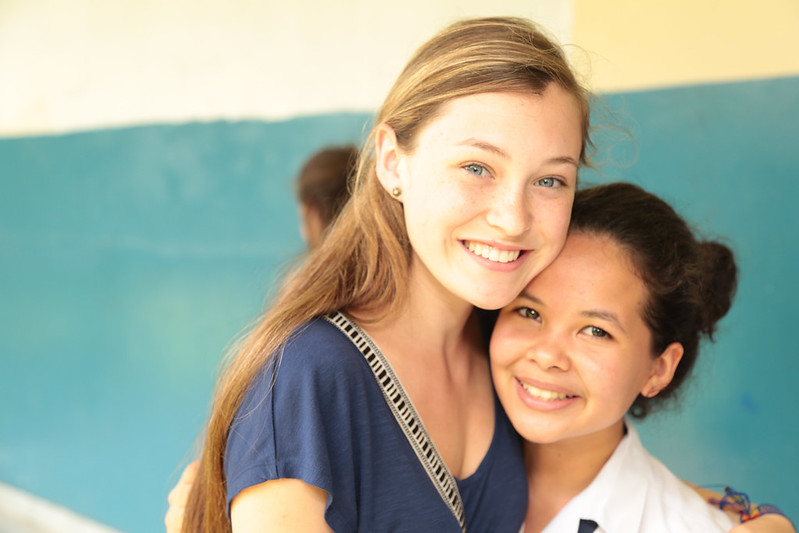 volunteering abroad and teaching abroad
