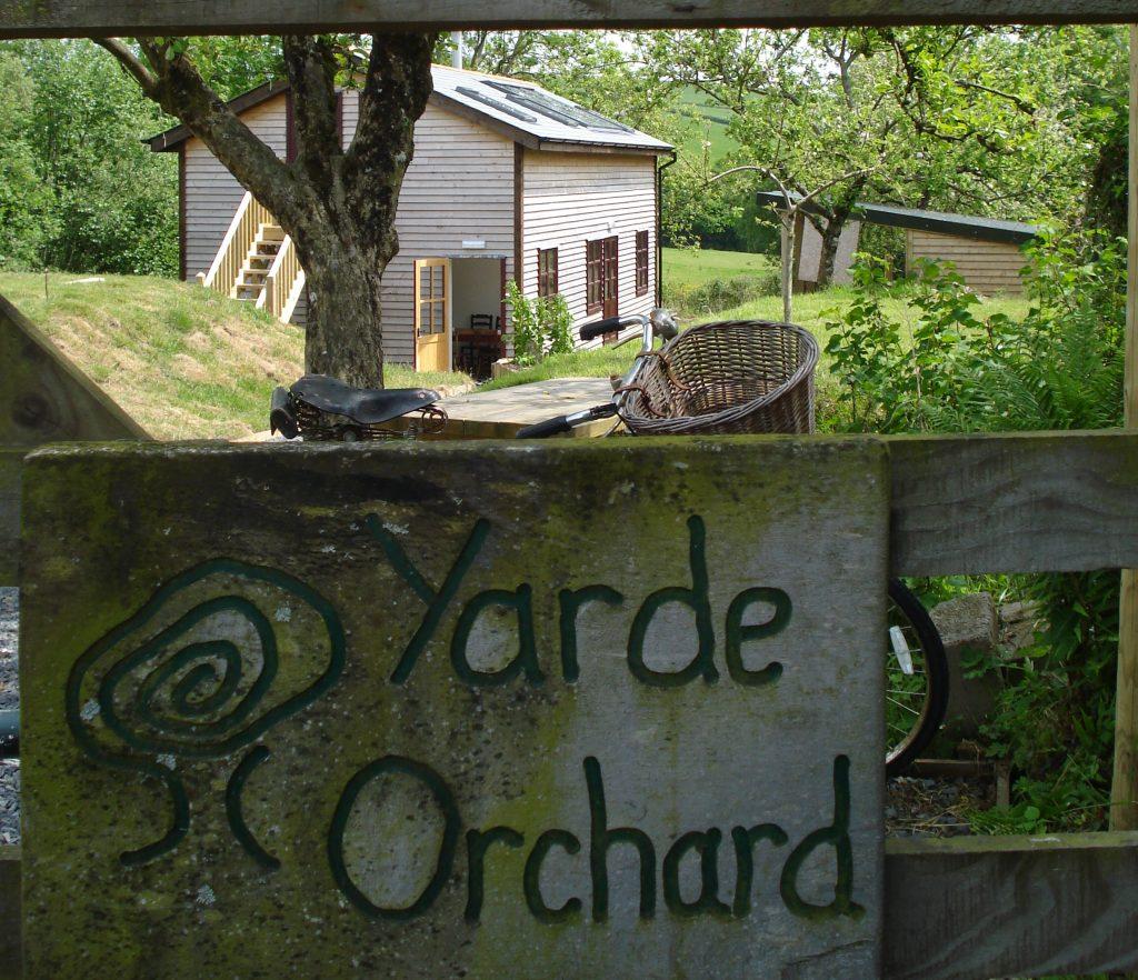 Yarde Orchard Bunkhouse, North Devon