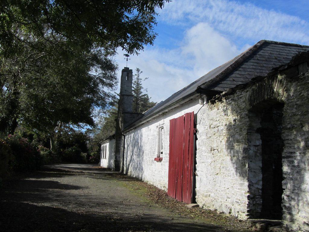 Woodpoint Farm b&b, Courtmacsherry, Cork Ireland