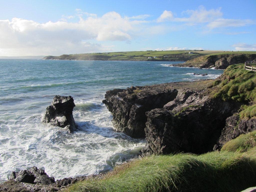 Walking on the Seven Heads Peninsula, West Cork Ireland