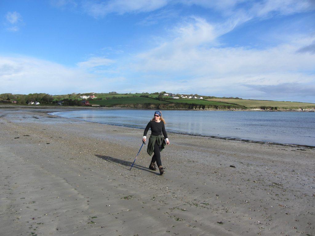 Walking trails in Ireland on the Wild Atlantic Way