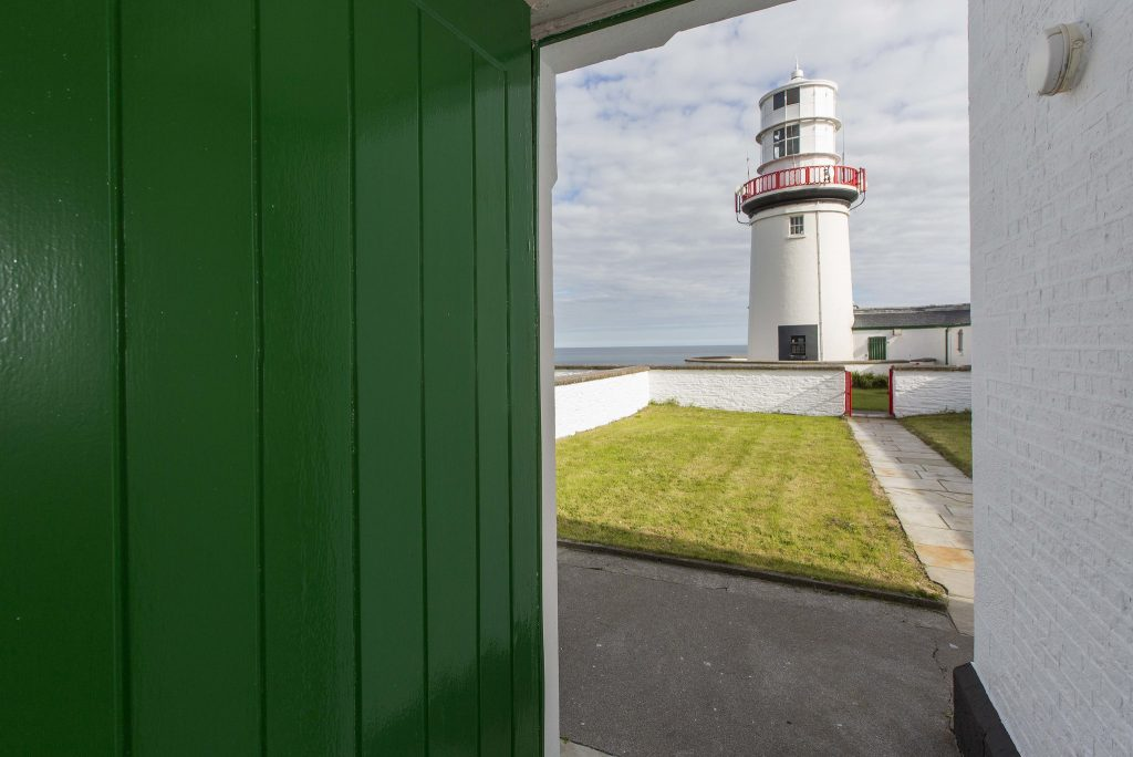 Stay in a lighthouse in Ireland with the Irish Landmark Trust