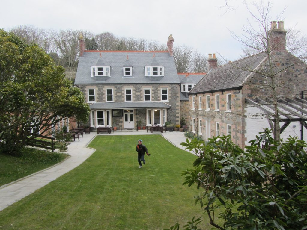 Stocks Hotel Sark, for genuine sustainable tourism in the Channel Islands