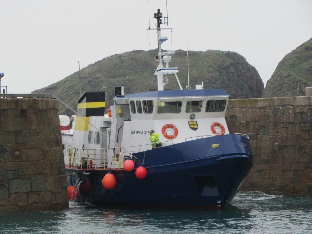 Ferries to Sark - Sark Shipping Company