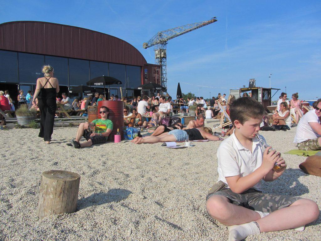 Pllek - one of the best kept secrets of Amsterdam
